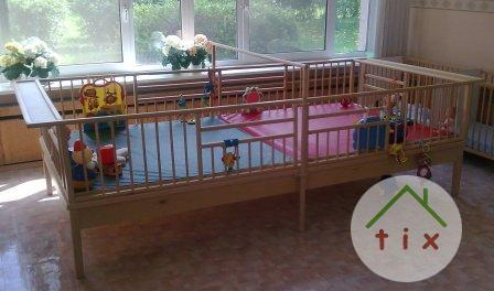 Манеж в Дома ребенка и Детские садики ясельных групп
