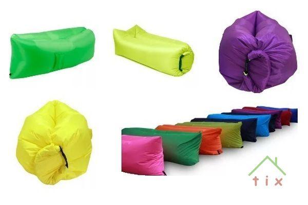 Ламзак (Lamzac) - надувной диван...