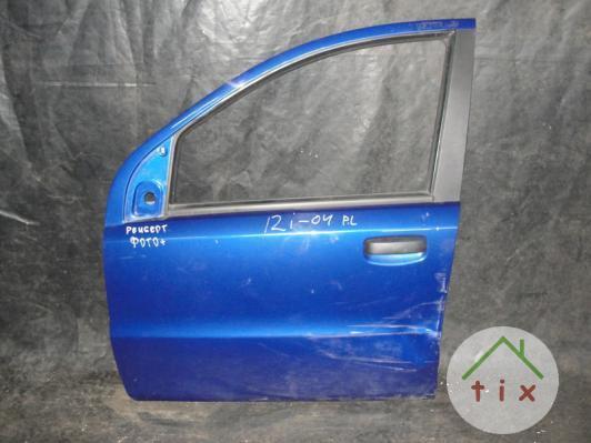 Бампер Передний Фиат Панда 2005г-кпп 1.2л1.3л1.4л1.6л