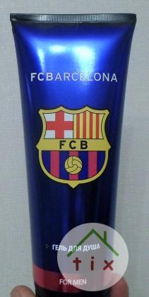 Гель для душа ФК Барселона