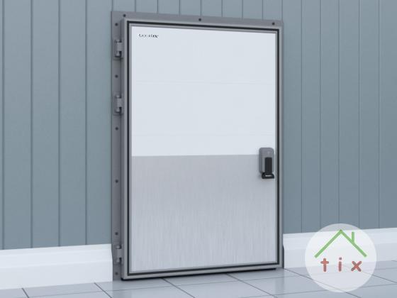 Дверь распашная для охлаждаемых помещений