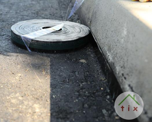 Дорожная битумно-полимерная стыковочная лента «Лендор