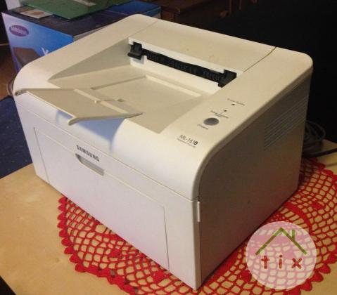 ч/б лазерный принтер SAMSUNG