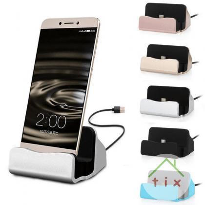 Настольное зарядное устройство iPhone / Samsung / Hua