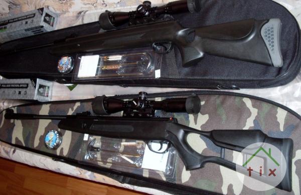 Пневматические винтовки HATSAN 125; 125 ТН.