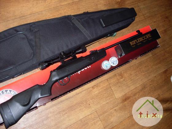 Пневматические винтовки HATSAN Striker Alpha (Альфа).