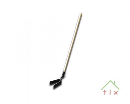 Ракель для заполнения трещин битумом V-образный