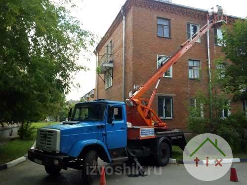 Услуги автовышки - Троицк, Ватутинки, Подольск