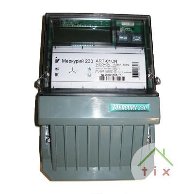 Электросчетчик Меркурий 230 ART-01 CN многофункционал