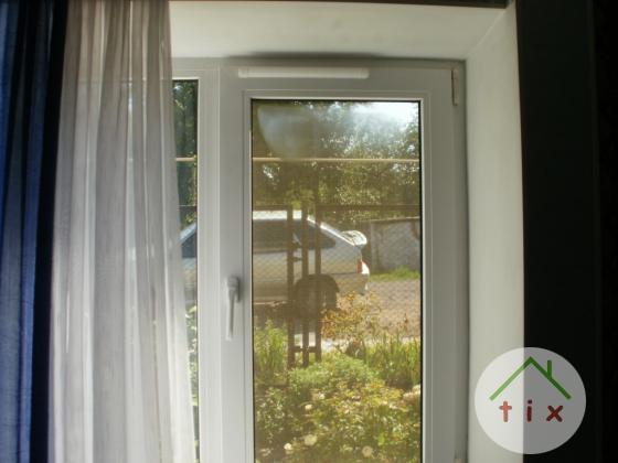 Вентиляционный приточный клапан Ф-вент на окна