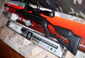 Пневматические винтовки HATSAN Striker Edge. в городеМосква