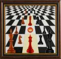 Шахматы. Композиция № 12.