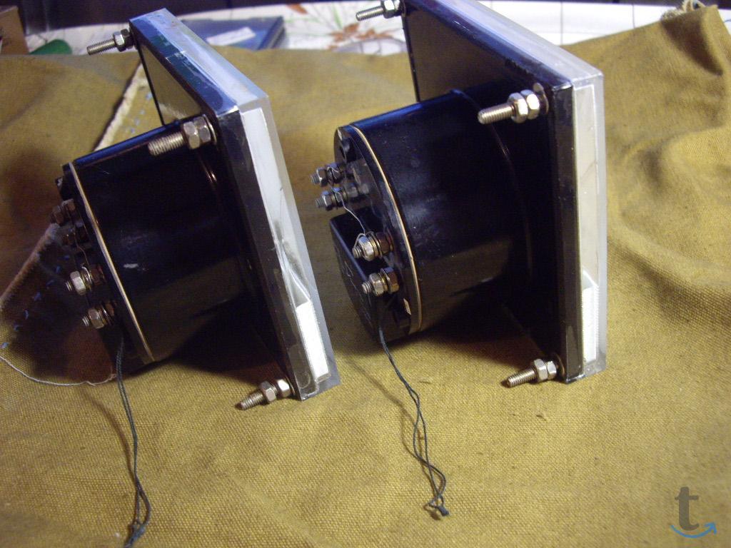 2 - Прибора  миллиамперметр М285К,