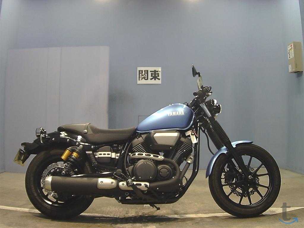 Мотоцикл ретро-круизер Yamaha BO...