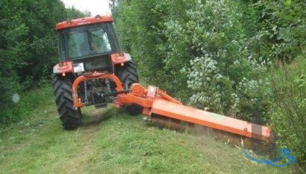 Боковая косилка для трактора