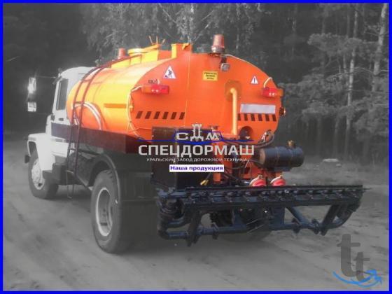 Гудронатор на ГАЗ-3309
