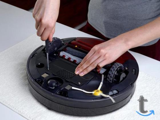 Ремонт робот пылесосов