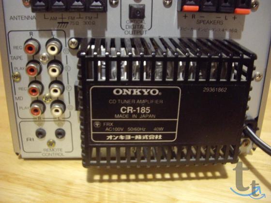 Ресивер  ONKYO CR-185  Япония