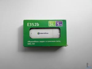 3G USB-модем E352b