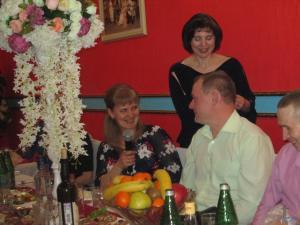 Ведущая торжеств Анна Никол... в городеЧелябинск
