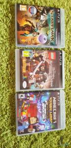 Игровые диски PlayStation 3