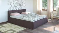 Интерьерная кровать Афина с подъемным механизмом