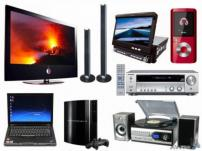 Ремонт телевизоров ЖК-Плазма, проекторов,ноутбуков.