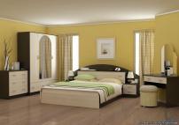 Спальный гарнитур Александра 2 комплект