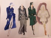 Пошив пальто  и костюмов любой сложности по индивидуал
