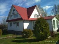 Дом 277 кв.м. в Порошкино на уч-ке 17 сот.