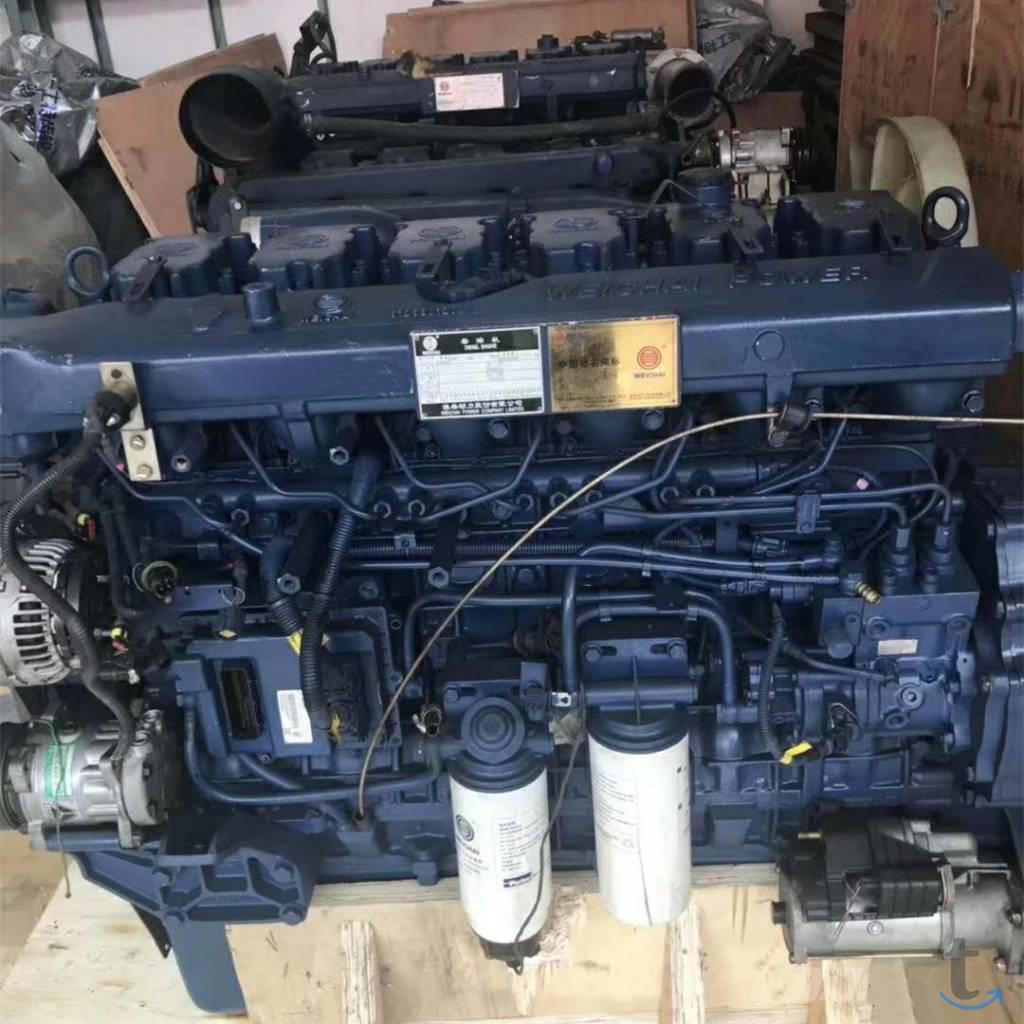 Двигатель Weichai WP12G265E304 Е...