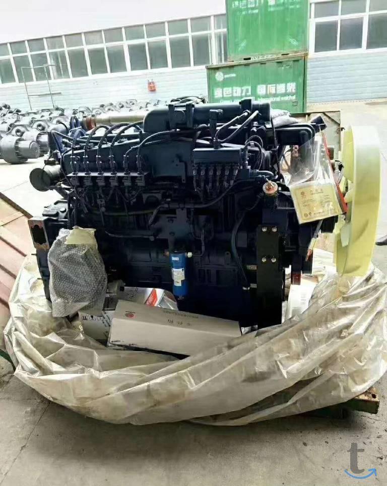 Двигатель газовый Weichai WP12NG...