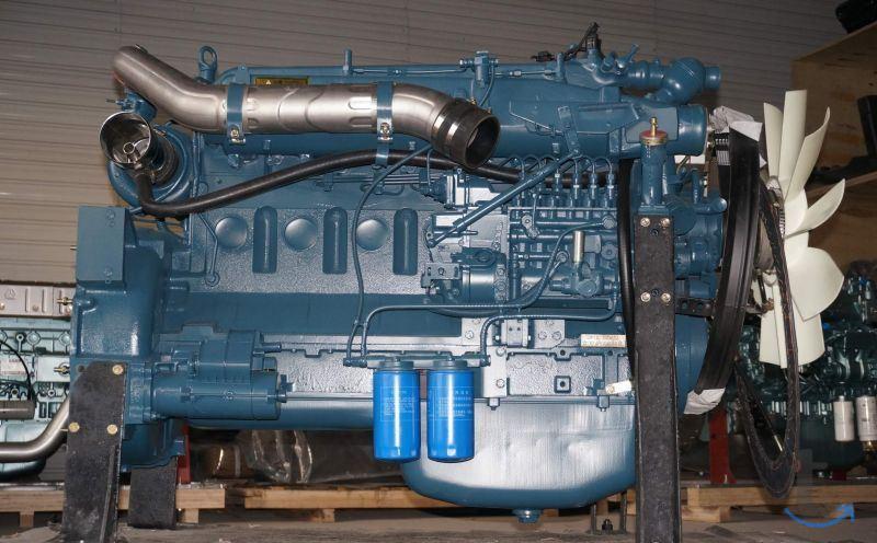 Двигатель Weichai WP10.336 Евро-...