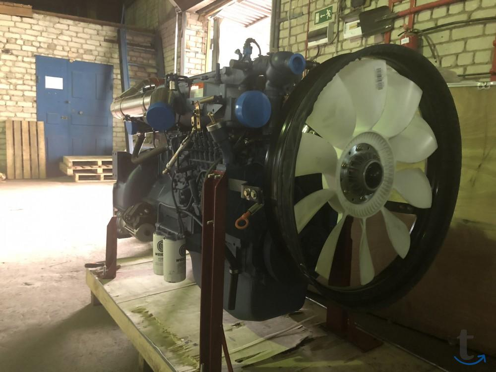 Двигатель Weichai WP10.340E32 Ев...