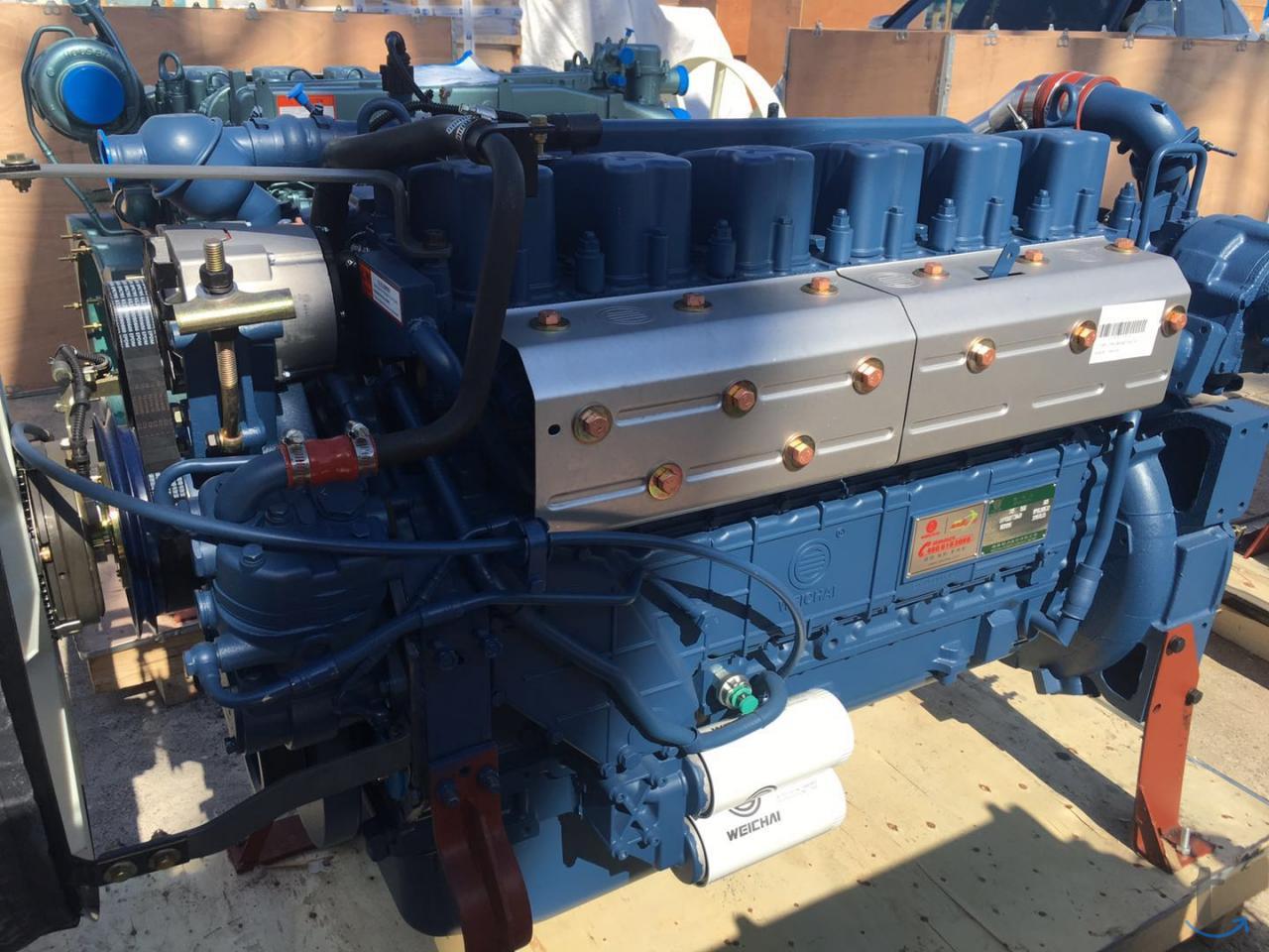 Двигатель Weichai WP10.380E32 Ев...