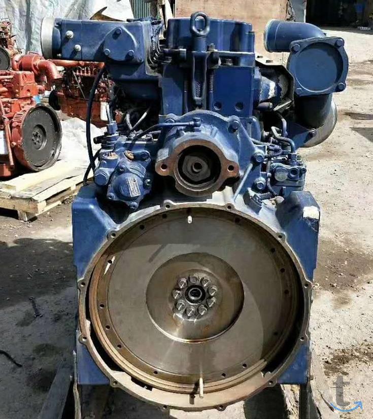 Двигатель Weichai WP12.375E40 дл...