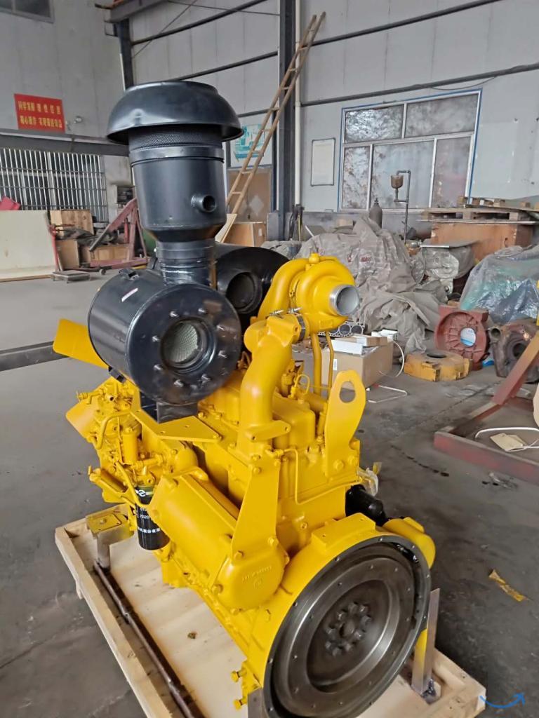 Двигатель Shanghai SC11CB184G2B1...