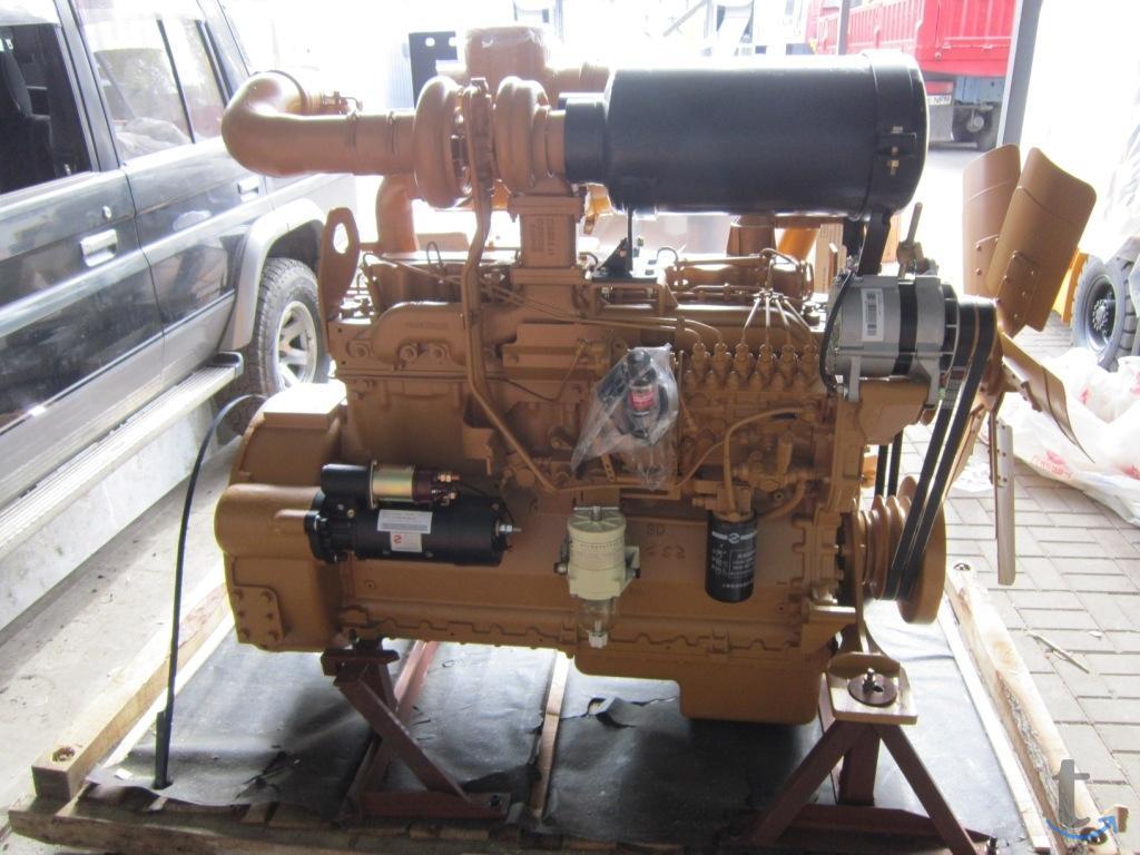 Двигатель Shanghai SC11CB220G2B1...
