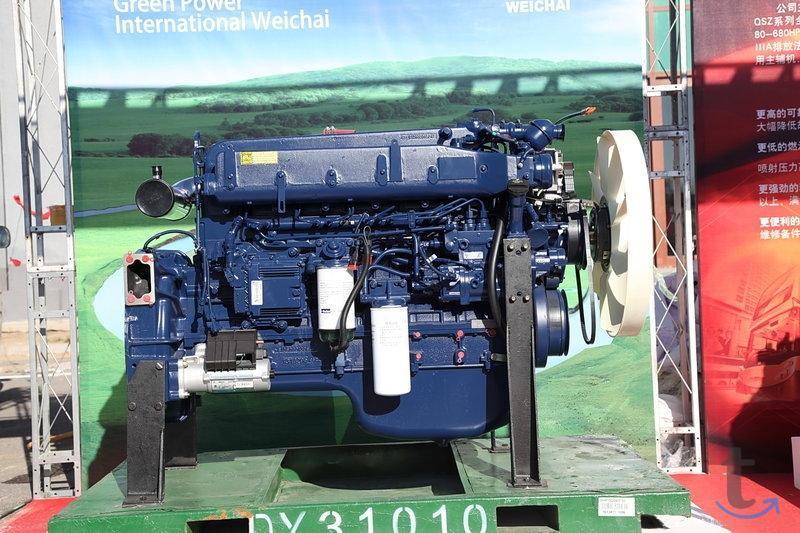 Двигатель Weichai WP10.336E40 дл...