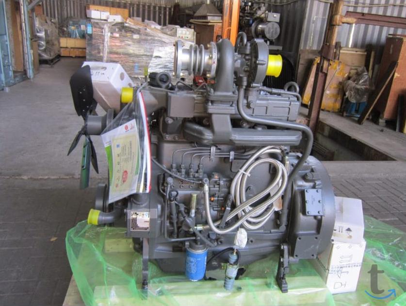 Двигатель Weichai WP4G95E221 / D...