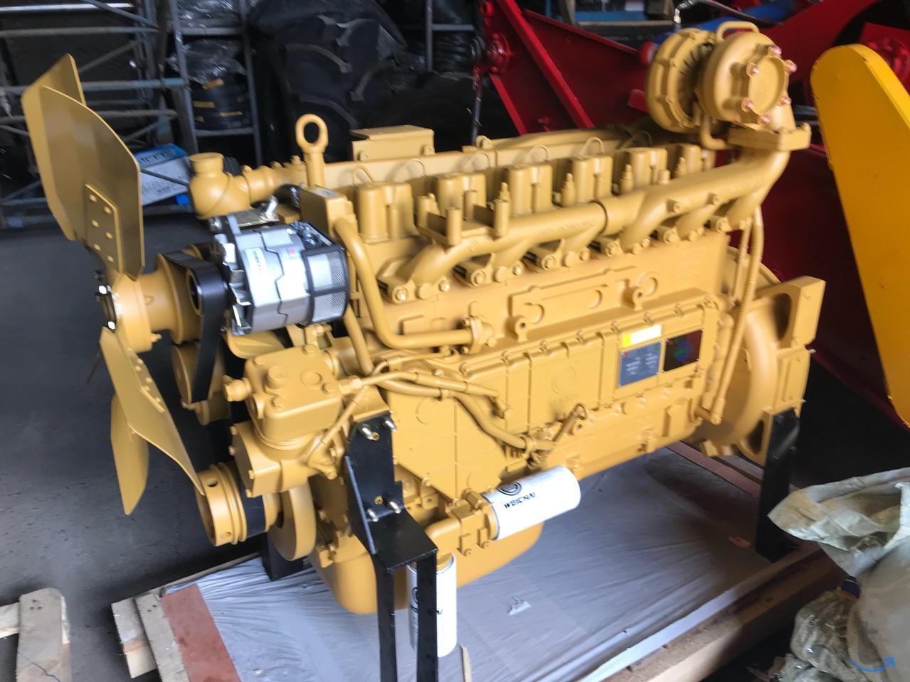 Двигатель Weichai WD10G220E22 дл...