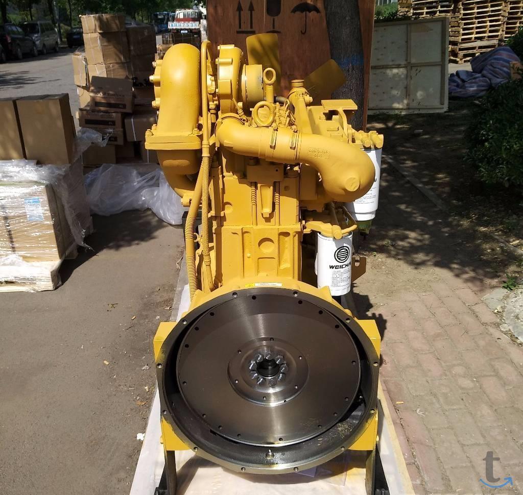 Двигатель Weichai WD10G220E21 Ев...