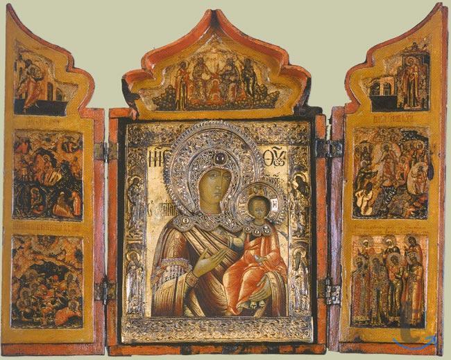 Куплю для частной коллекции  иконы