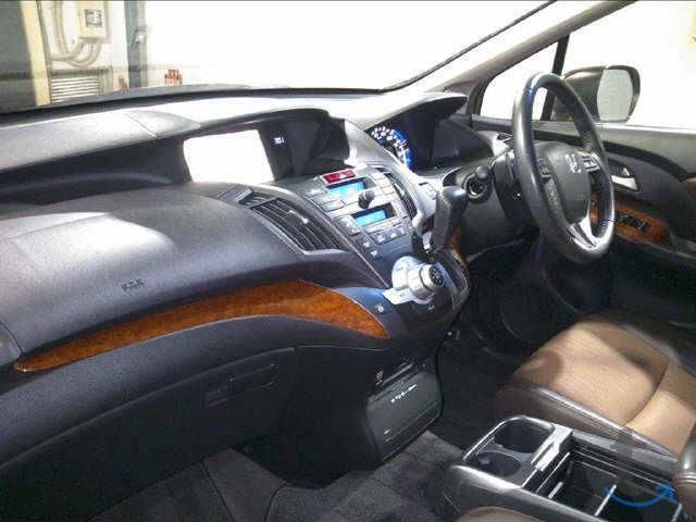 Минивэн 4WD 7 мест Honda Odyssey...