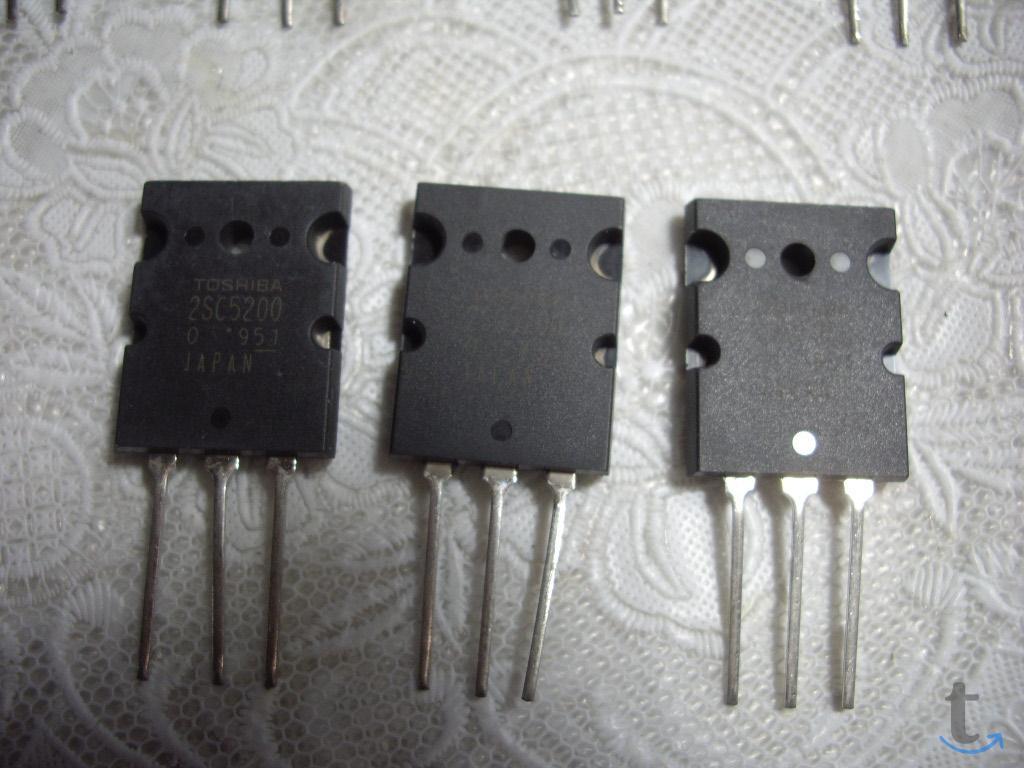Мощные выходные транзисторы - Япония