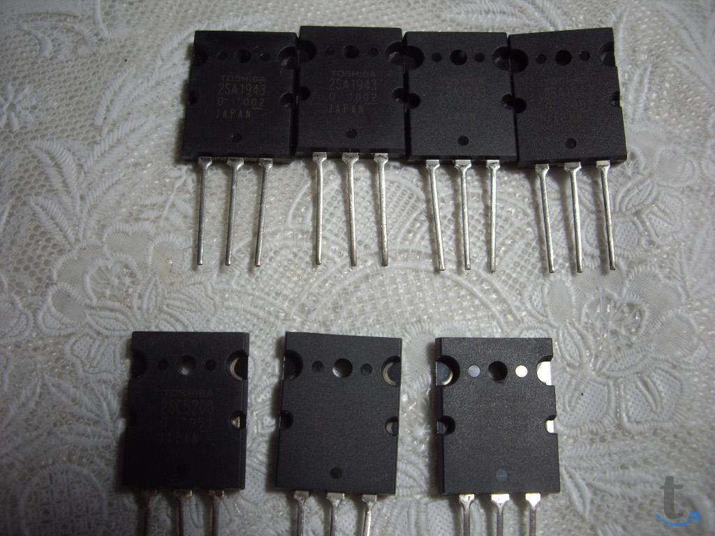 Мощные выходные транзисторы - Яп...