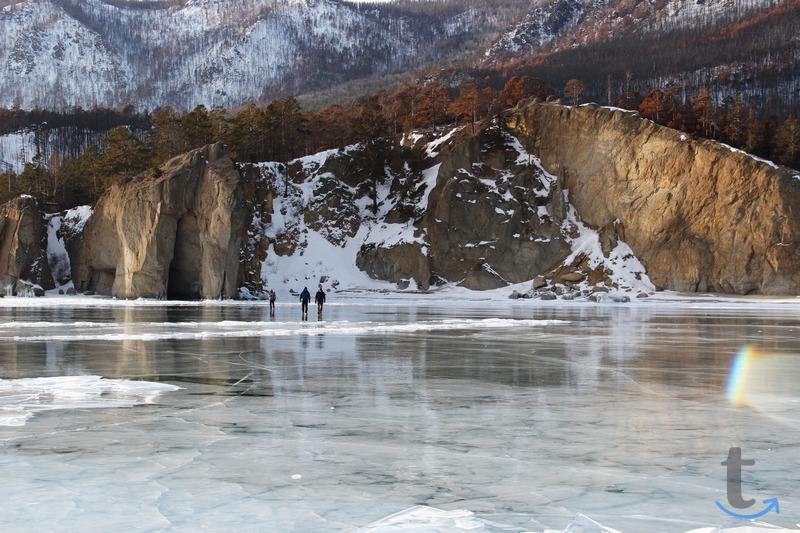 Тур: По льду Байкала
