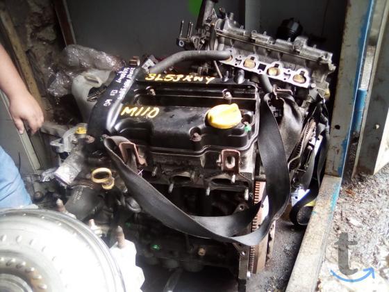ДВС Z10XEP Opel Corsa 1.0 литра Контрактный