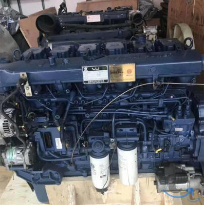 Двигатель Weichai WP12G265E304 Евро-3 для бульдозера