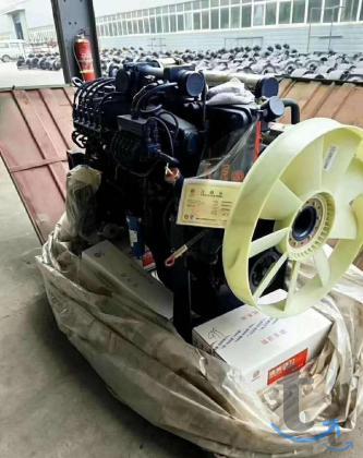 Двигатель газовый Weichai WP12NG330 Евро-5 для самосв